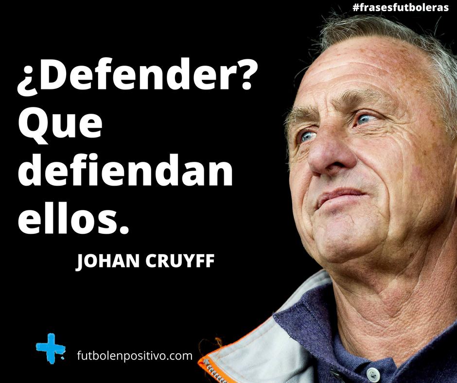 Uno De Los Grandes Johan Cruyff Entrenamiento Futbol