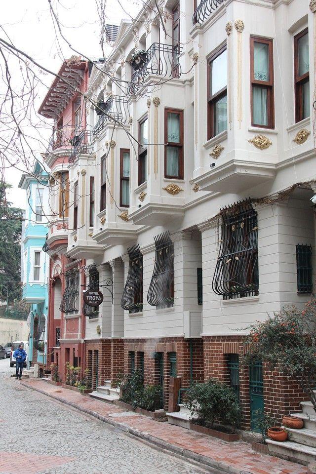 Fener Houses Σπιτια στο Φανάρι