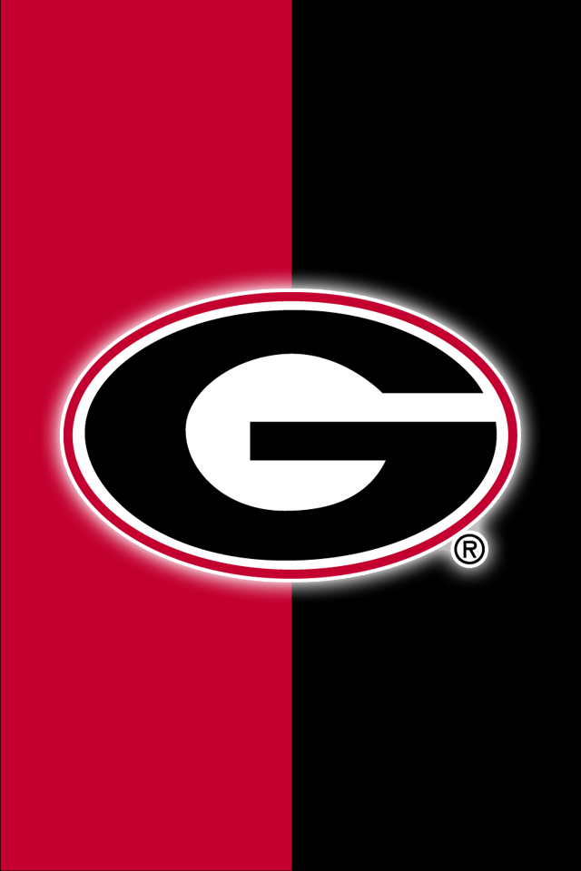 Get A Set Of 12 Officially Ncaa Licensed Georgia Bulldogs Iphone Wallpapers Sized For Any Model Of Iph Georgia Football Georgia Bulldogs Football Georgia Dawgs