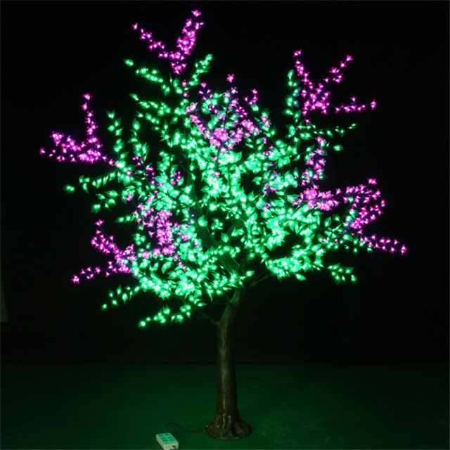 christmas led tree wholesale led willow tree lights led mini cherry tree lights