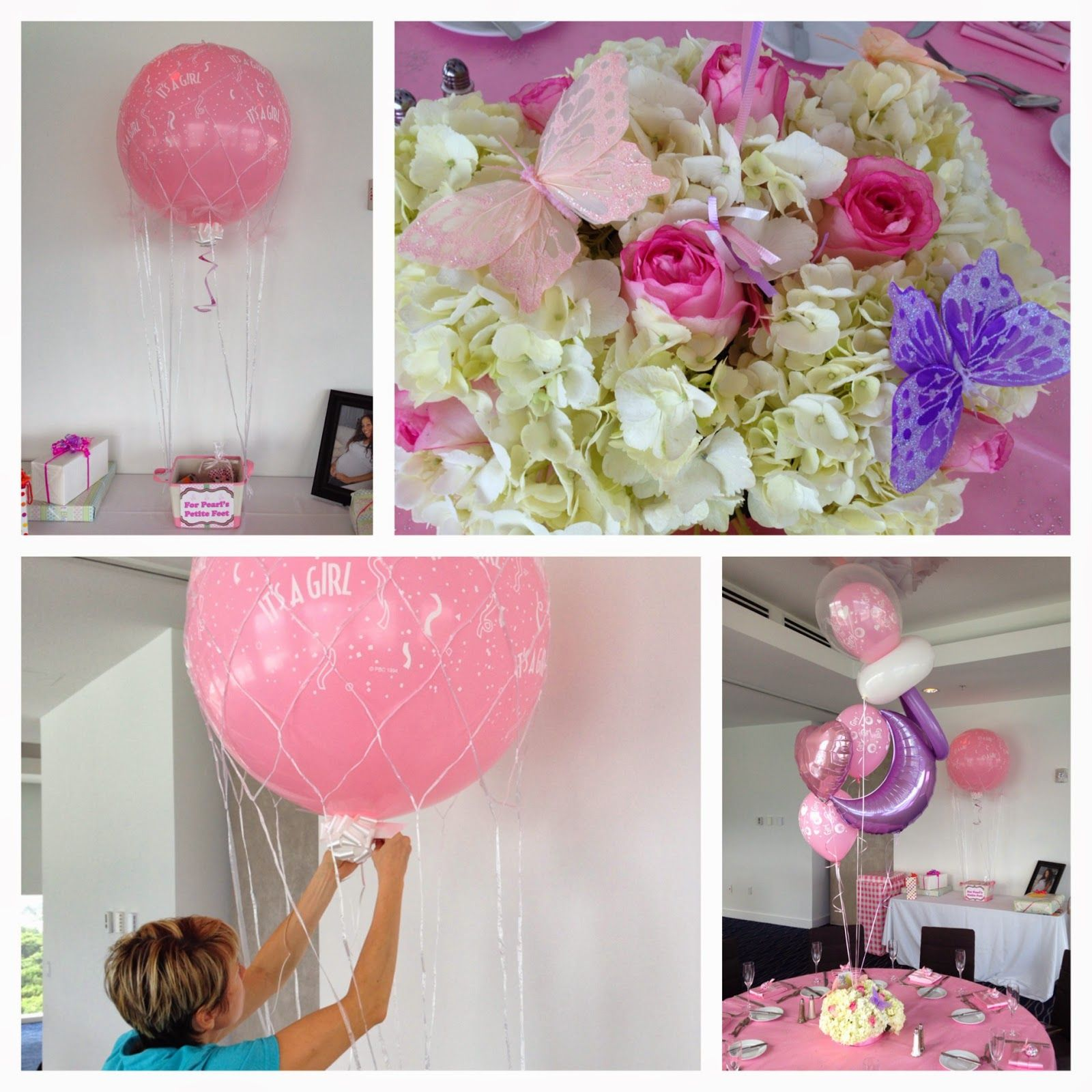 DreamARK Events Blog: Unique Baby Shower design http://www ...