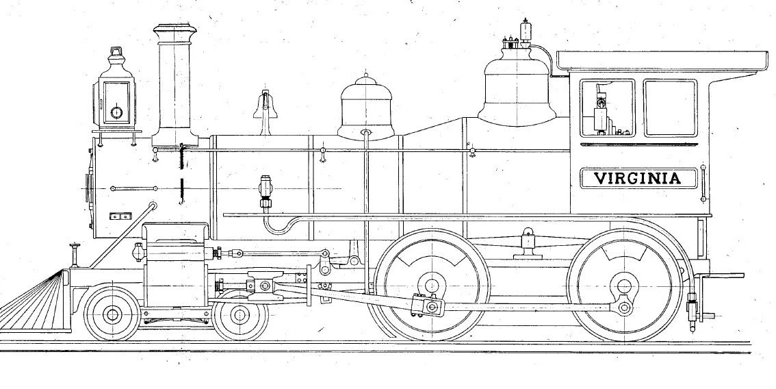 Steam engine blueprint google search lovely pinterest locomotive steam engine blueprint google search malvernweather Gallery