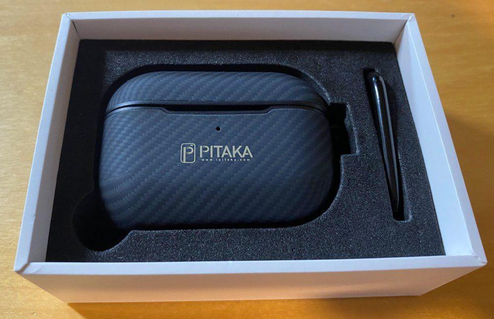 Pitaka Air Pal Mini Case For Airpods Pro Review Mini Case Airpods Pro Case