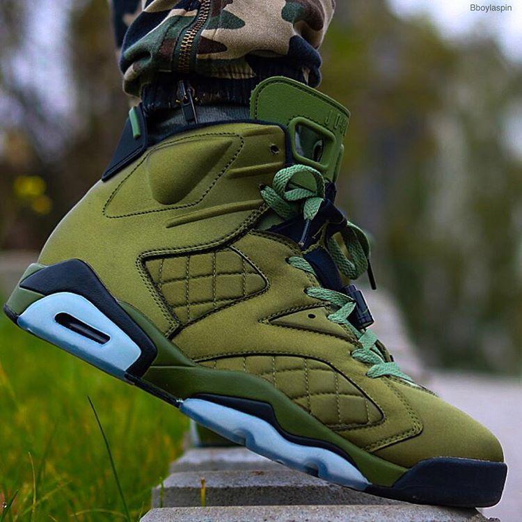 Casual Clever La Venta Nike Air Jordan VI 6 Zapatos Para