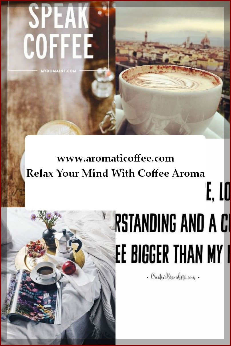 What Is The Idea Of A Better Cup Of Coffee