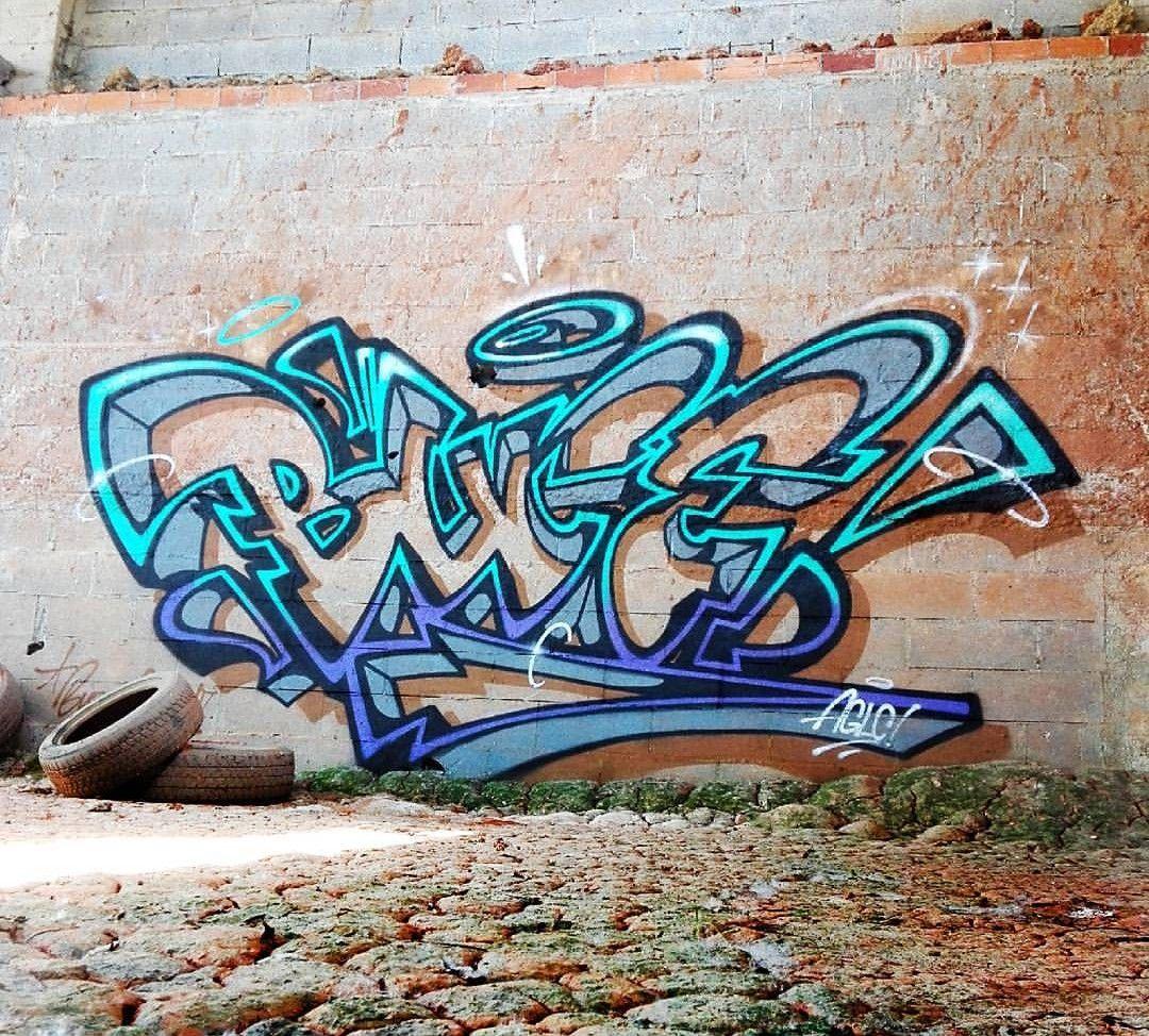 Graffiti art tattoo - Paintings Graffiti Alphabet