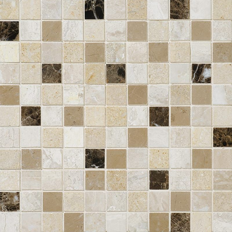 Pin On Diana Royal Honed Marble Tile Collection