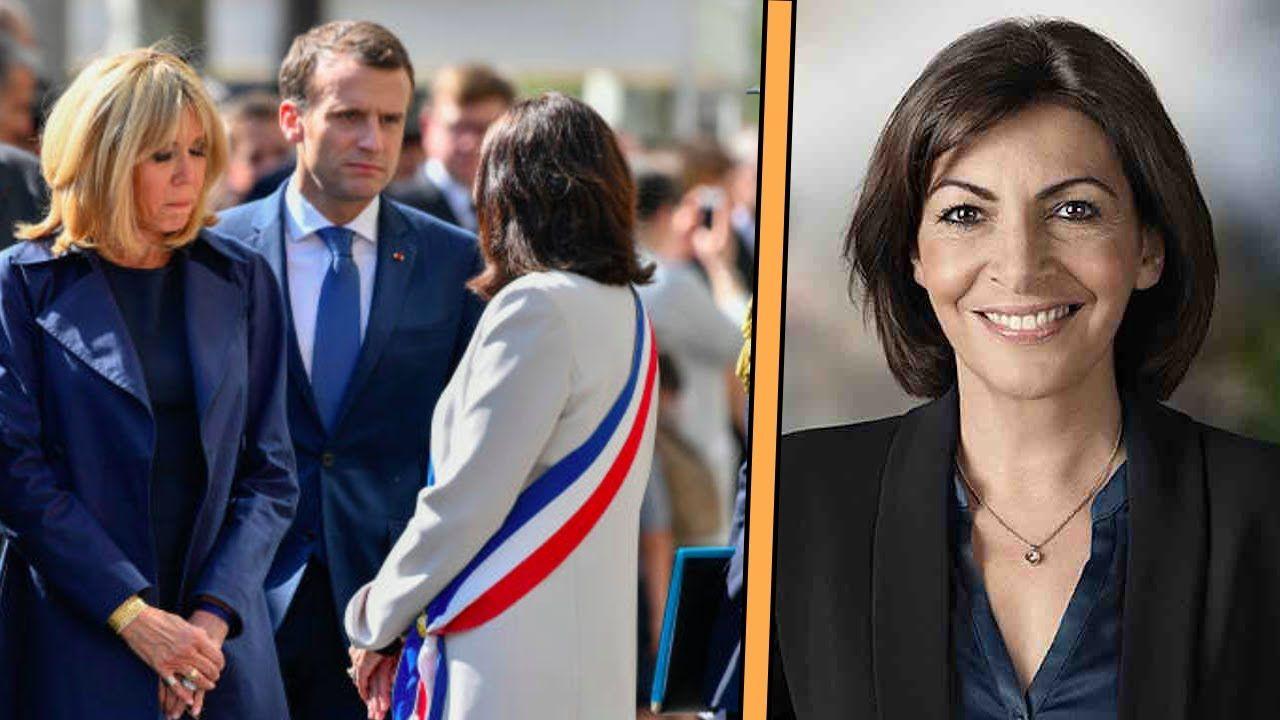 Brigitte Macron Choquee Quand Anne Hidalgo Tacle Le Chef D Etat In 2020 Youtube People