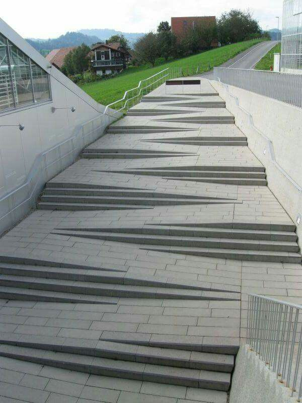 Ramp Architecture Exteriors Pinterest Architecture Landscaping And Landscape Architecture
