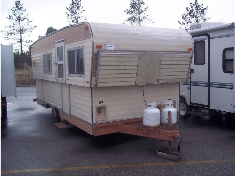 1975 Hi Lo Trailer Hi Lo 21 Duluth Mn 114074090 Rvtrader Com Rvs For Sale Vintage Camper Rv Redo