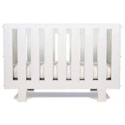 Amazon Com Eicho Crib Home Kitchen Modern Toddler Bed