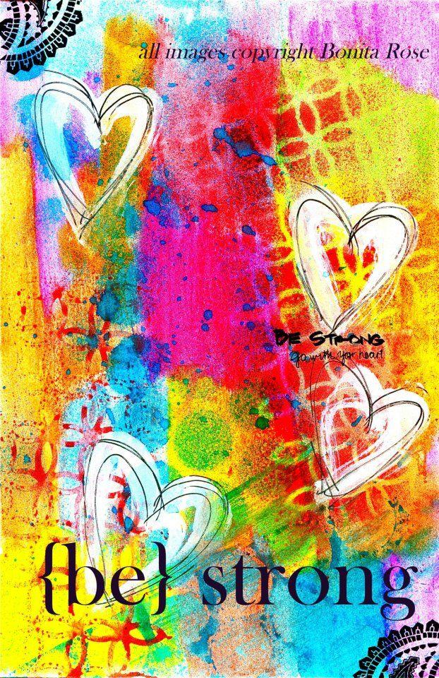 Bonita Rose, Life.Love.Color.Art a life unrehearsed
