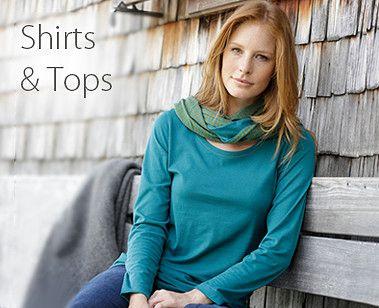 Bio Shirts - ökologisch und fair - Grüne Erde