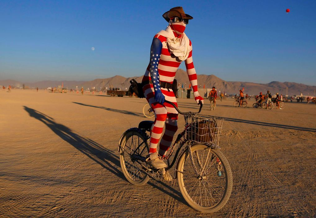 Burning Man 2012 festival