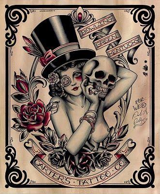 tattoo old school   tattoo   pinterest   tatouage, dessin tatouage