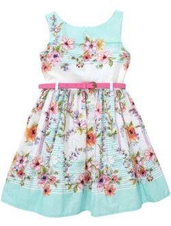 Next Sukienka Kwiaty Kwiatuszki Tiul Paski Lato 98 4211864272 Oficjalne Archiwum Allegro Girl Outfits Clothes Outfits