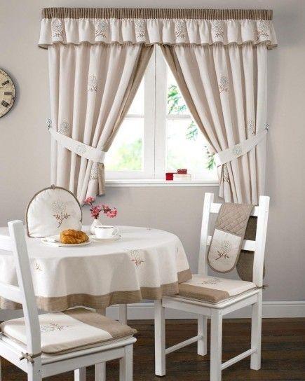 Cortinas de cocina fotos de dise os cortinas y ropa de for Disenos de cortinas