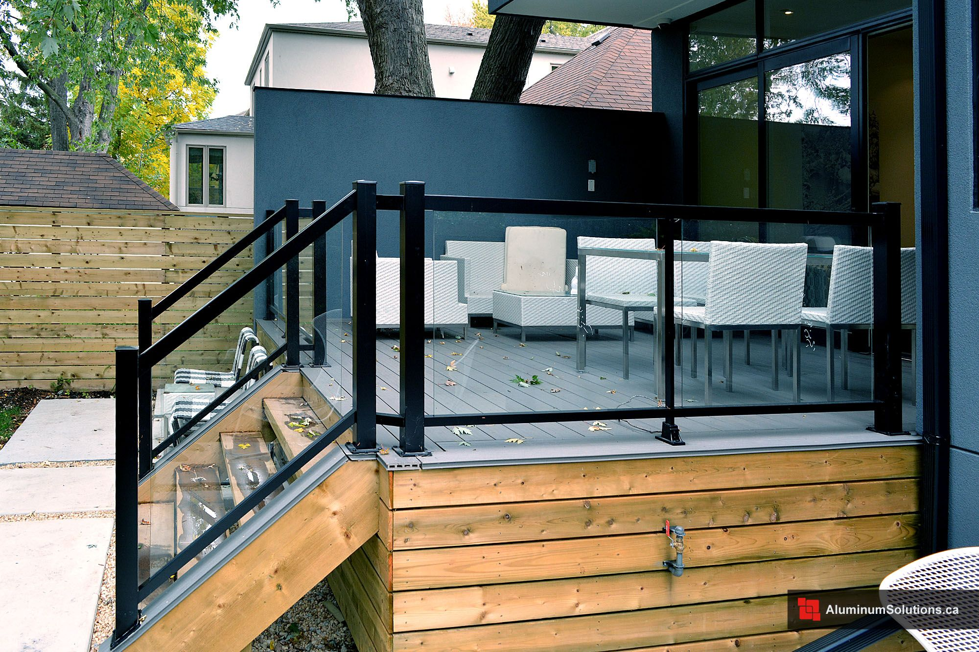 Aluminum Deck Railings Call 905 418 0444 for your free quote