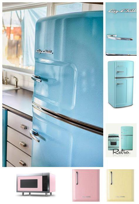 The Retro Kitchen Appliance Product Line Retro Appliances Retro Home Retro Home Decor