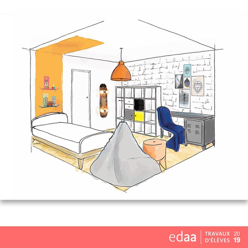 Epingle Par Anais Dugue Sur Dessin Au Crayon En 2020 Avec Images Diy Objet Deco Dessin Architecte Chambre Enfant