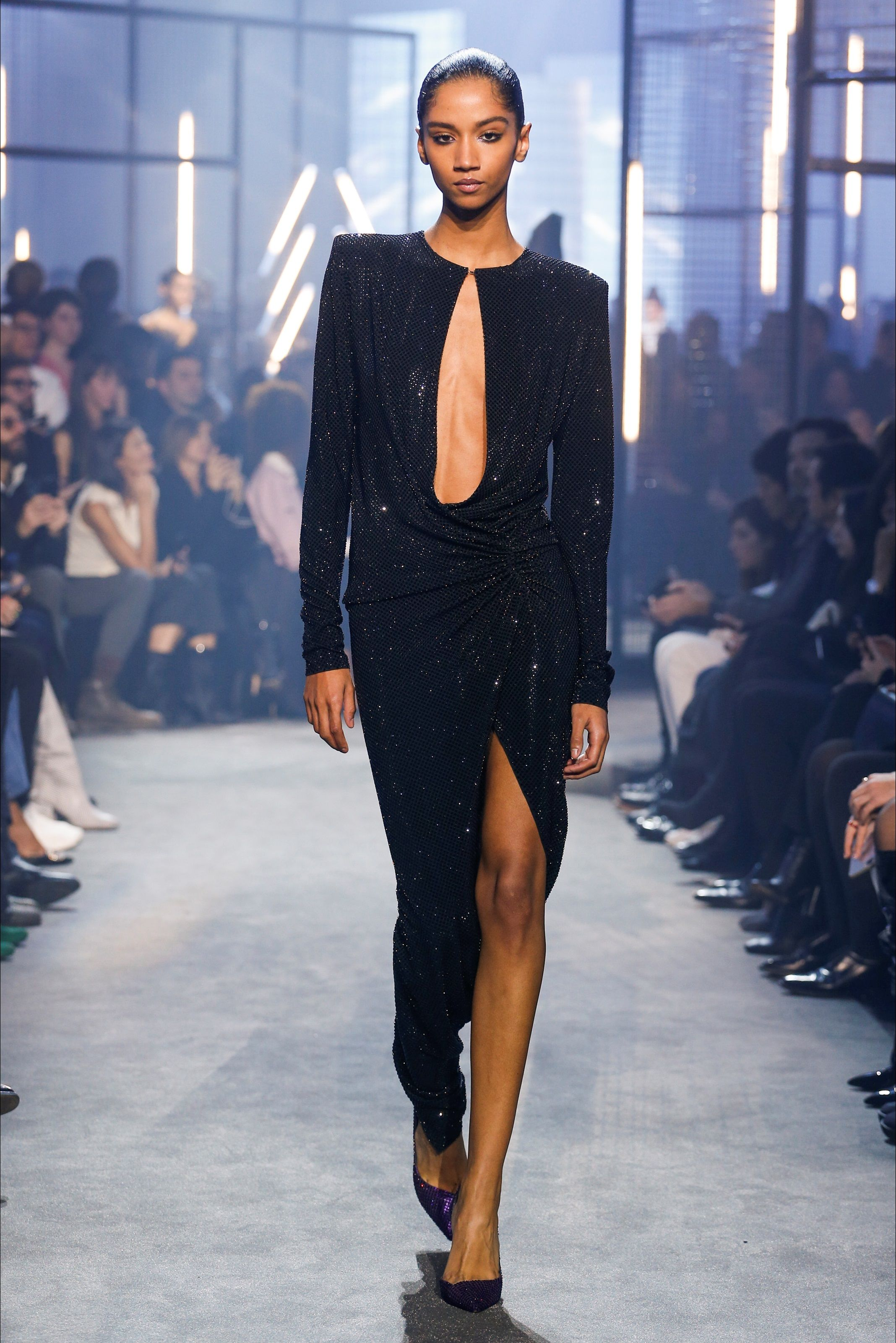 Sfilata alexandre vauthier parigi alta moda primavera estate