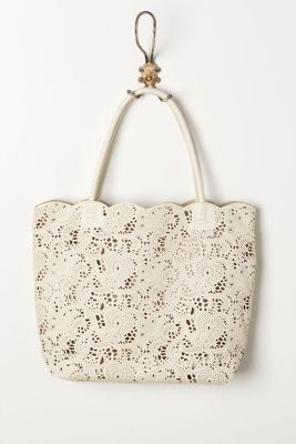 Cut Lace Carryall