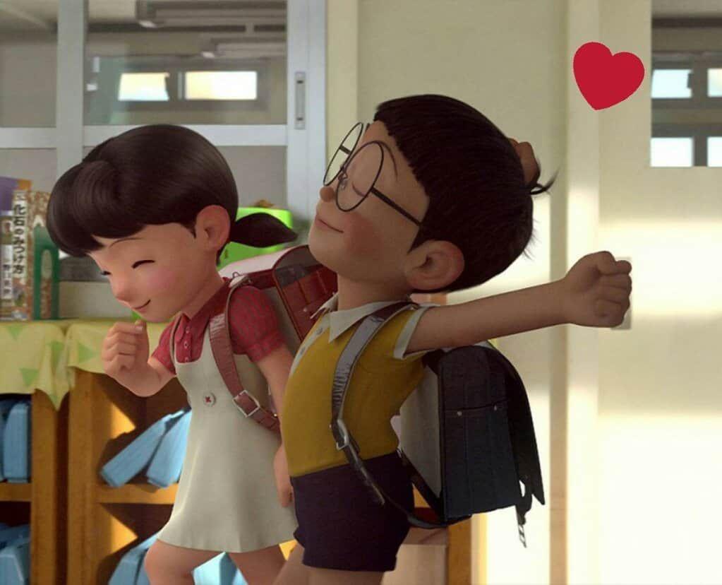 Top 15 Beautiful Nobita Shizuka Love Images Hd Wallpaper 2017