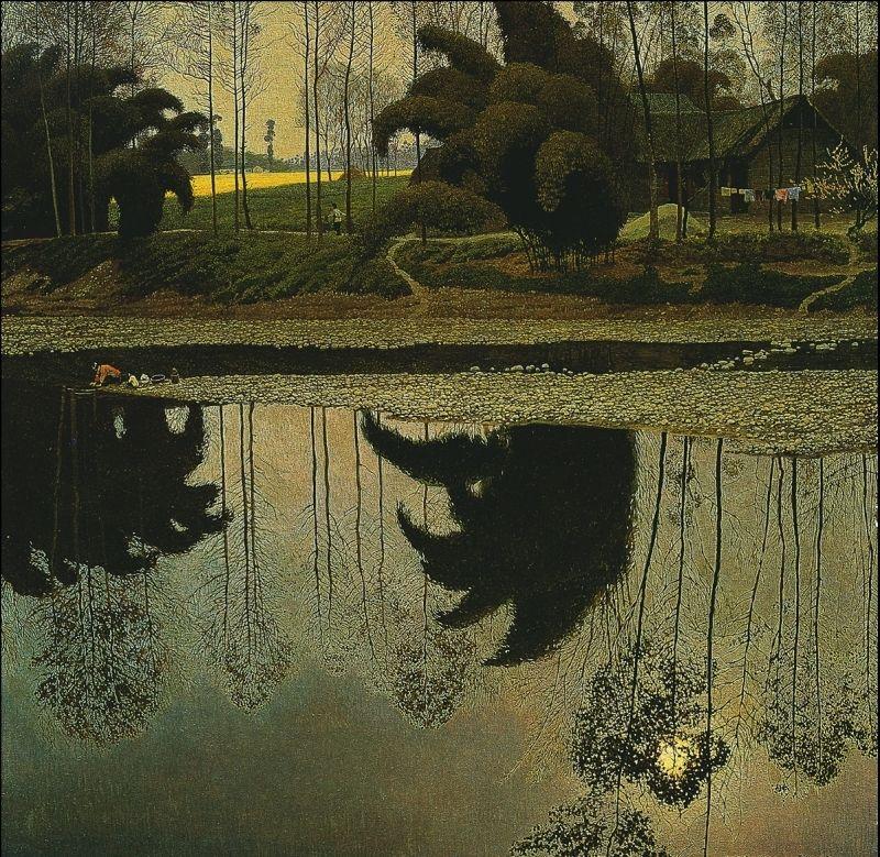 Jian Chongmin 简崇民 (b.1947, China) (с изображениями