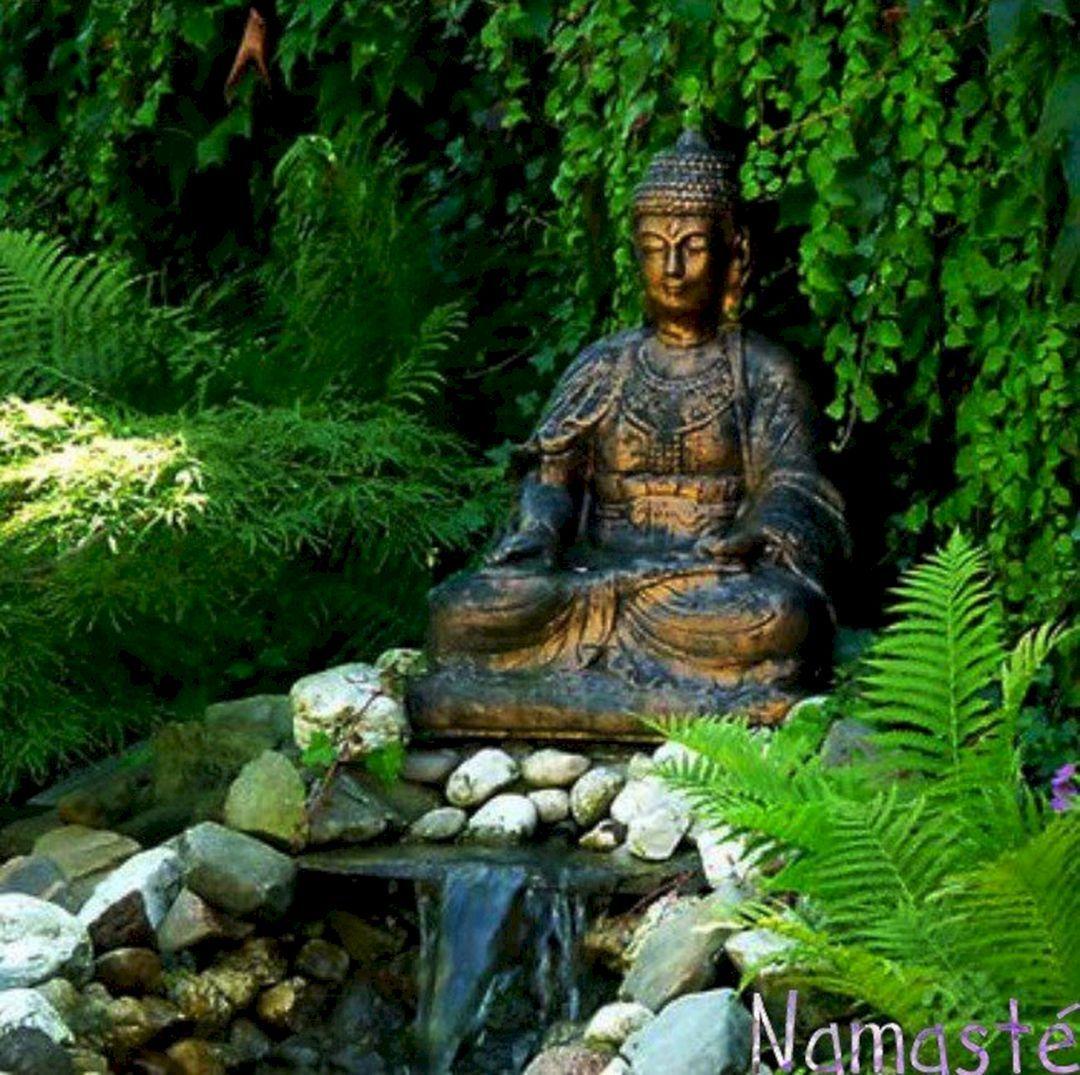 awesome buddha garden design