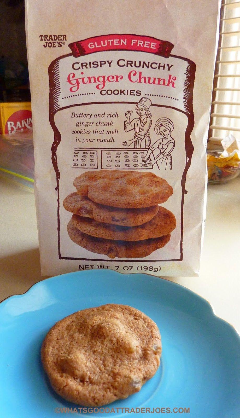trader joe's crispy crunchy chocolate chip cookies ingredients