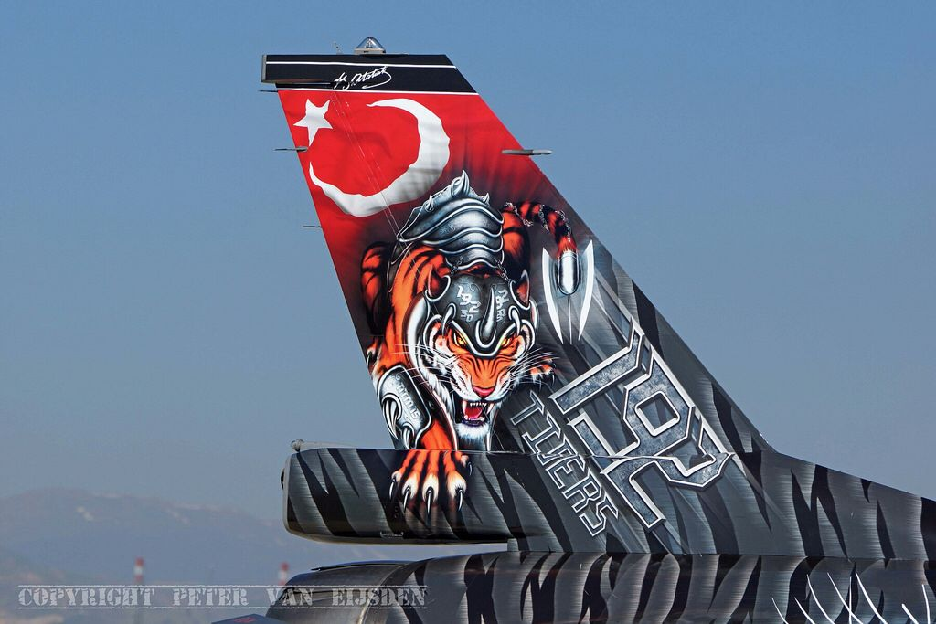 88-0014 Tiger tail