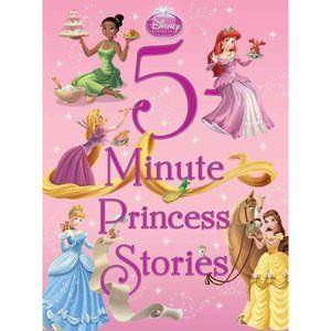 5-Minute Princess Stories (Hardcover)