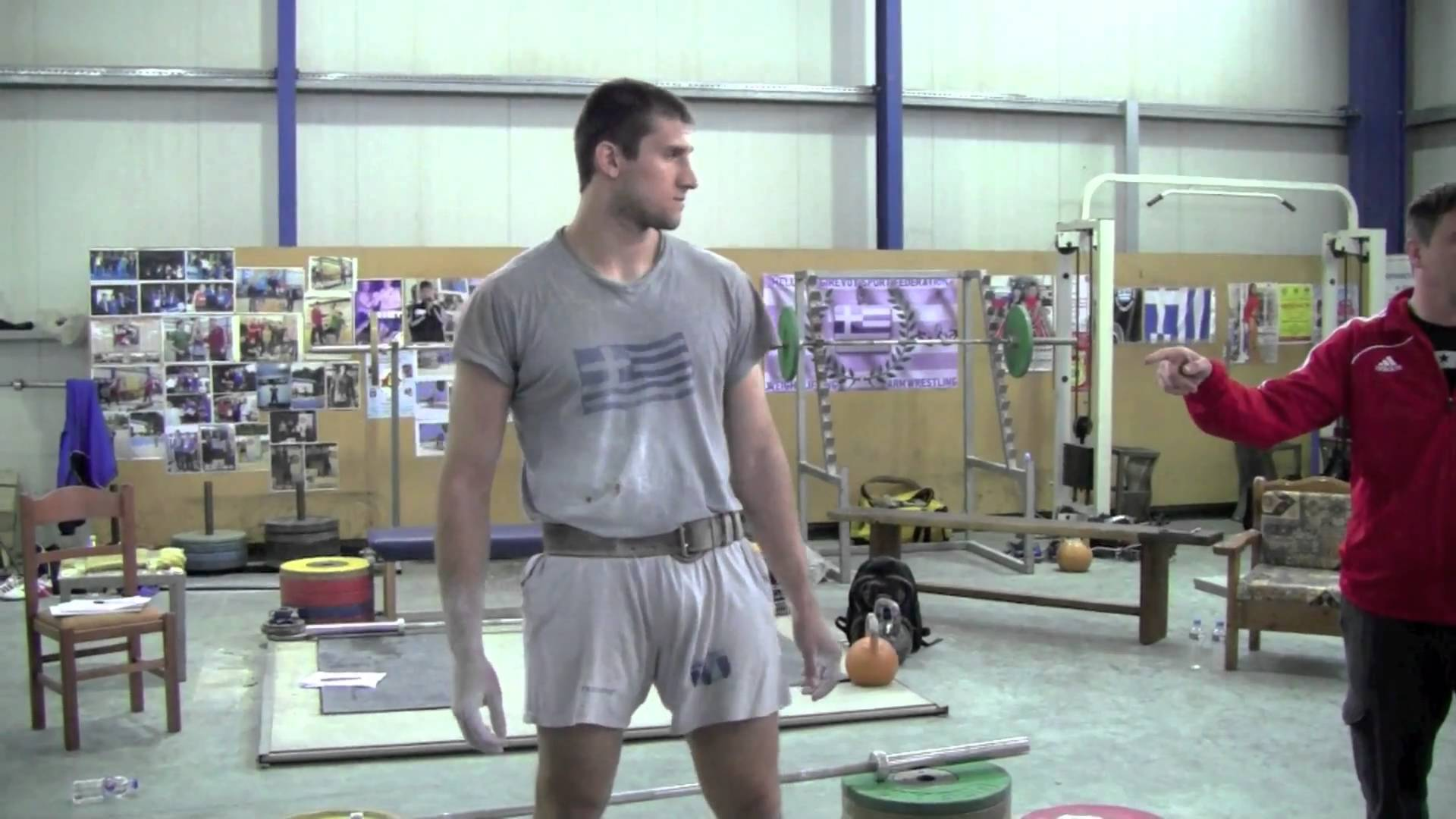 90kg / 200lb Super Kettlebell Record