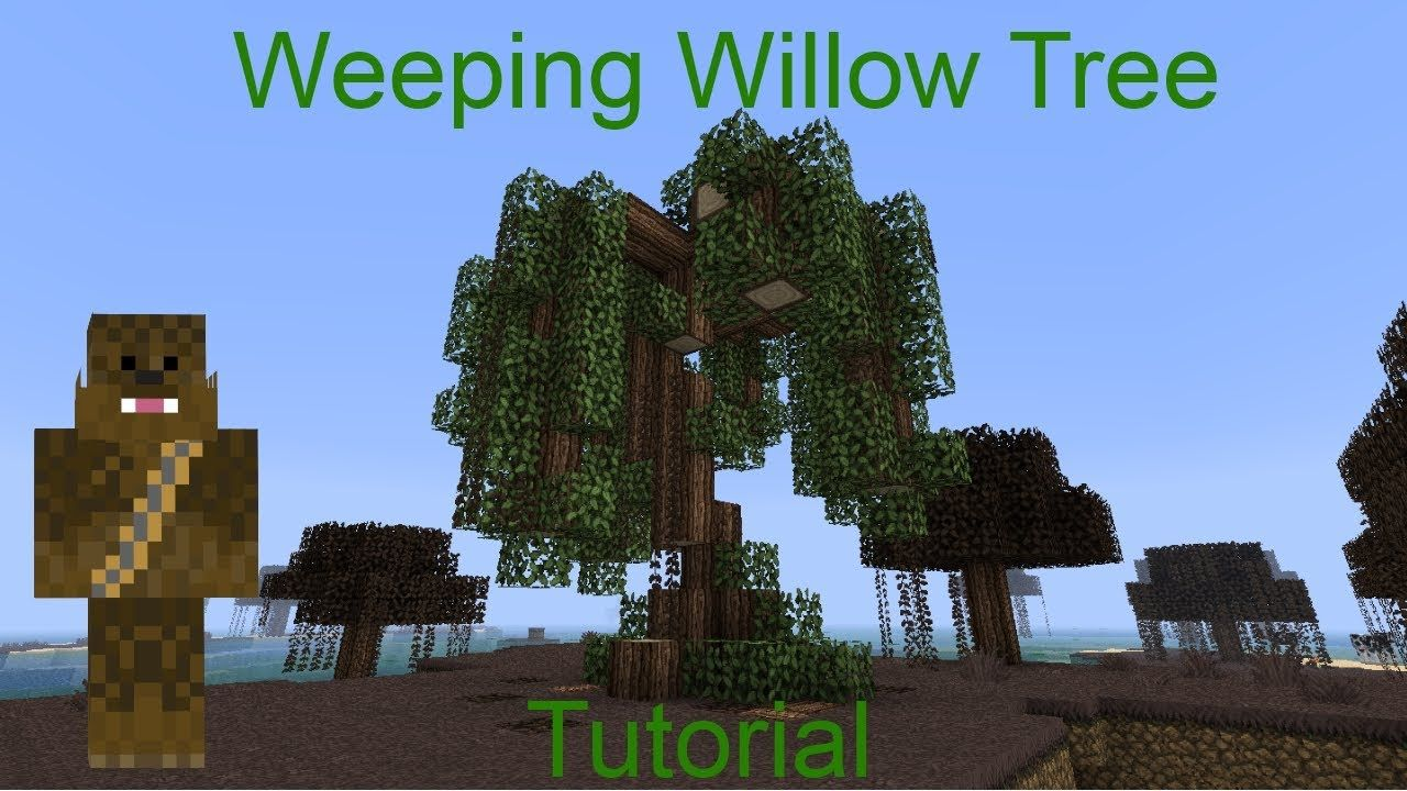 Pin By Stephanie Welch Haack On Minecraft Weeping Willow Tree Weeping Willow Weeping Trees