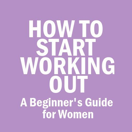 Don't know where to get started with workouts at the gym, or what to do for exercise at home? Here's...