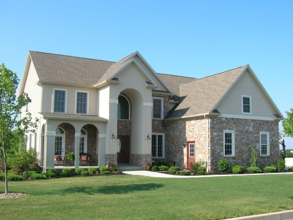 Custom homes by foxbuilt inc custom homes new home