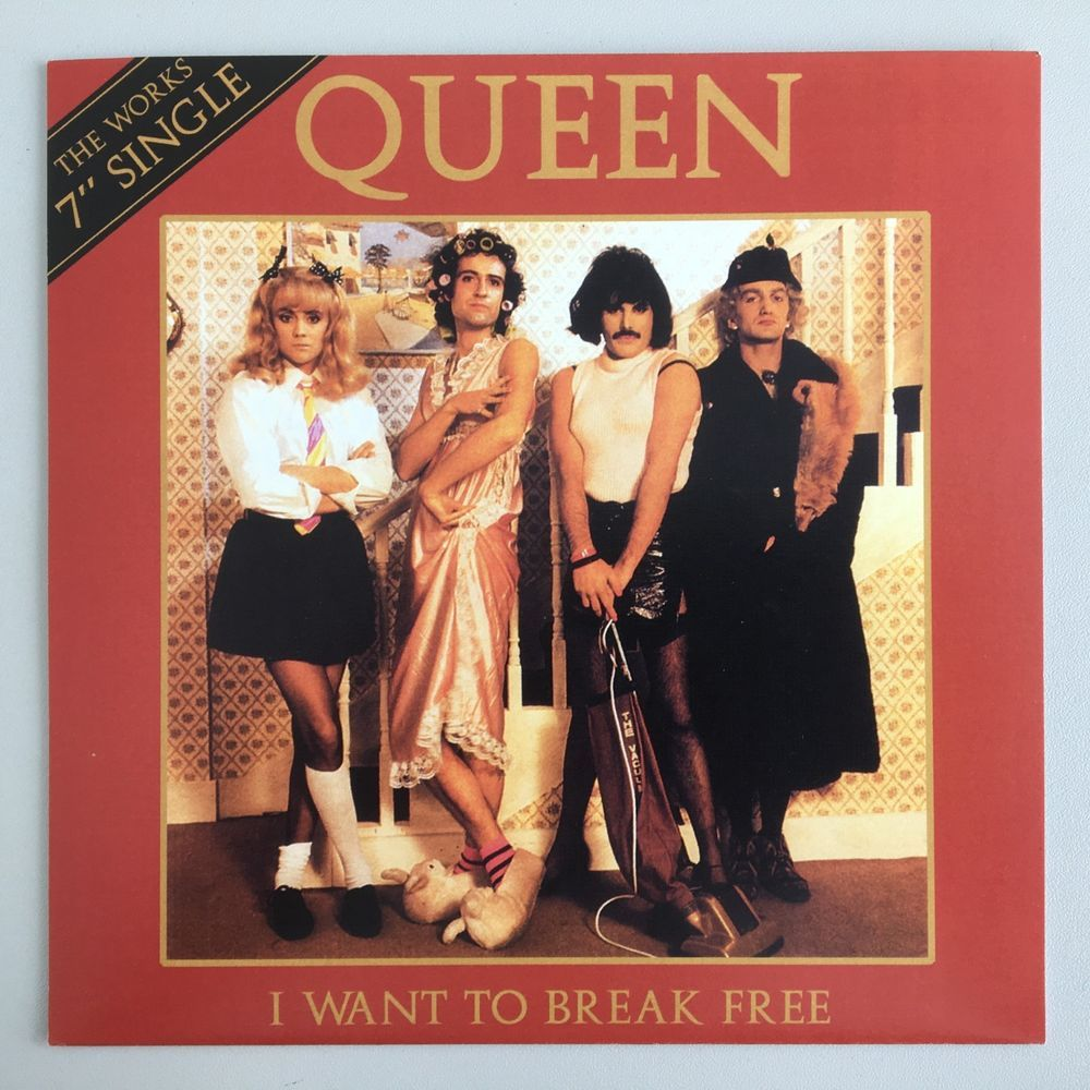 cover i want to break free