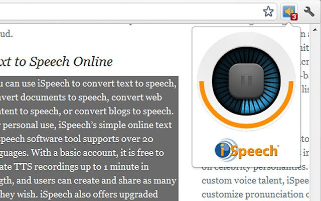Speech to Text and Text to Speech In Your Web Browser