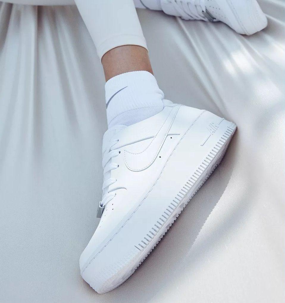AF1 Sage Sneaker | Sneakers, Nike