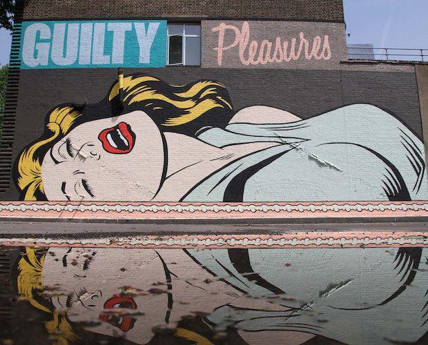 D*Face Guilty Pleasures