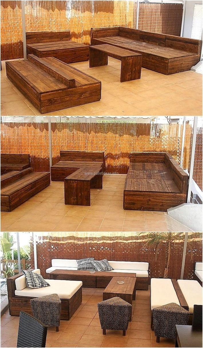 wooden pallets furniture. Plain Pallets Recycledpalletfurniture For Wooden Pallets Furniture