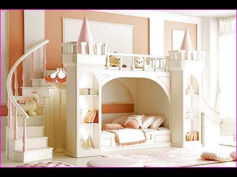 100 Cool Ideas Girls Bunk Beds Bedroom Interior Design 80606513 Bed Design Ideas Furniture Diy Bedroom Dec Cool Kids Bedrooms Castle Bed Little Girl Rooms