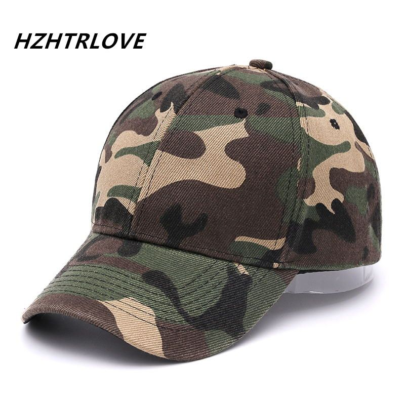 le dernier 62b4a 0cc56 High Quality Army Camo Baseball Cap Casquette Camouflage ...