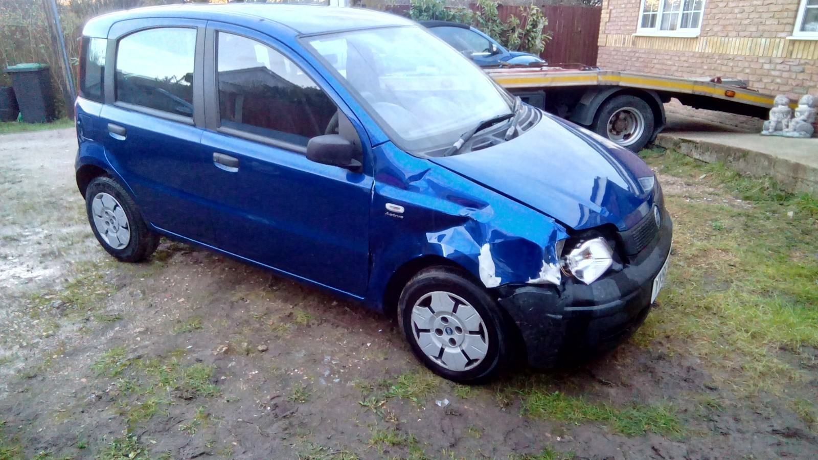 M Now Sold  Fiat Panda Active See My Ford Ka In Sellers Other Items