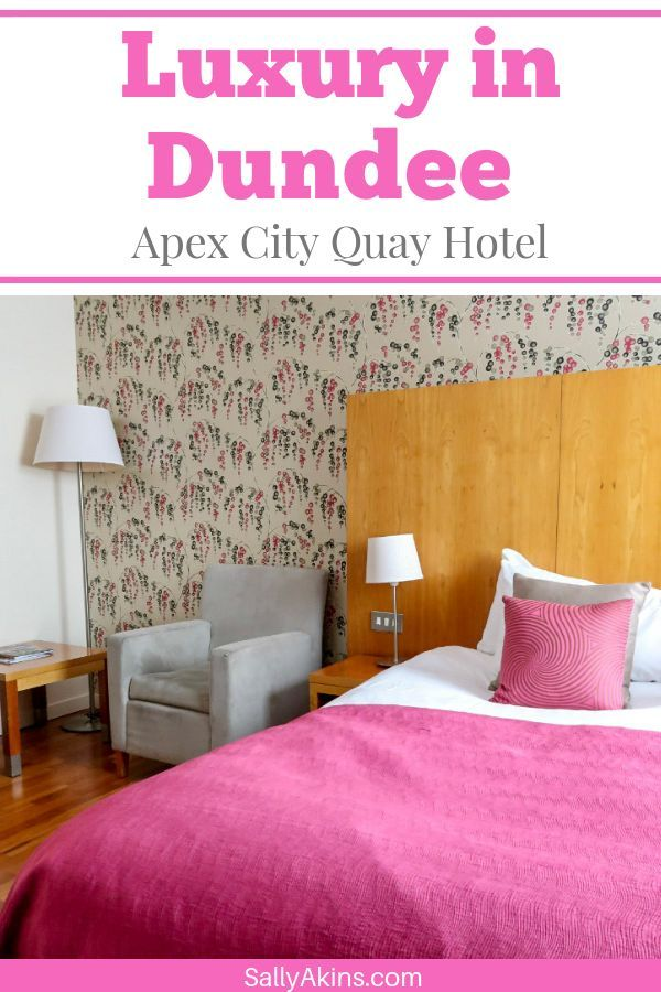 Hotel Review: Apex City Quay Hotel & Spa, Dundee