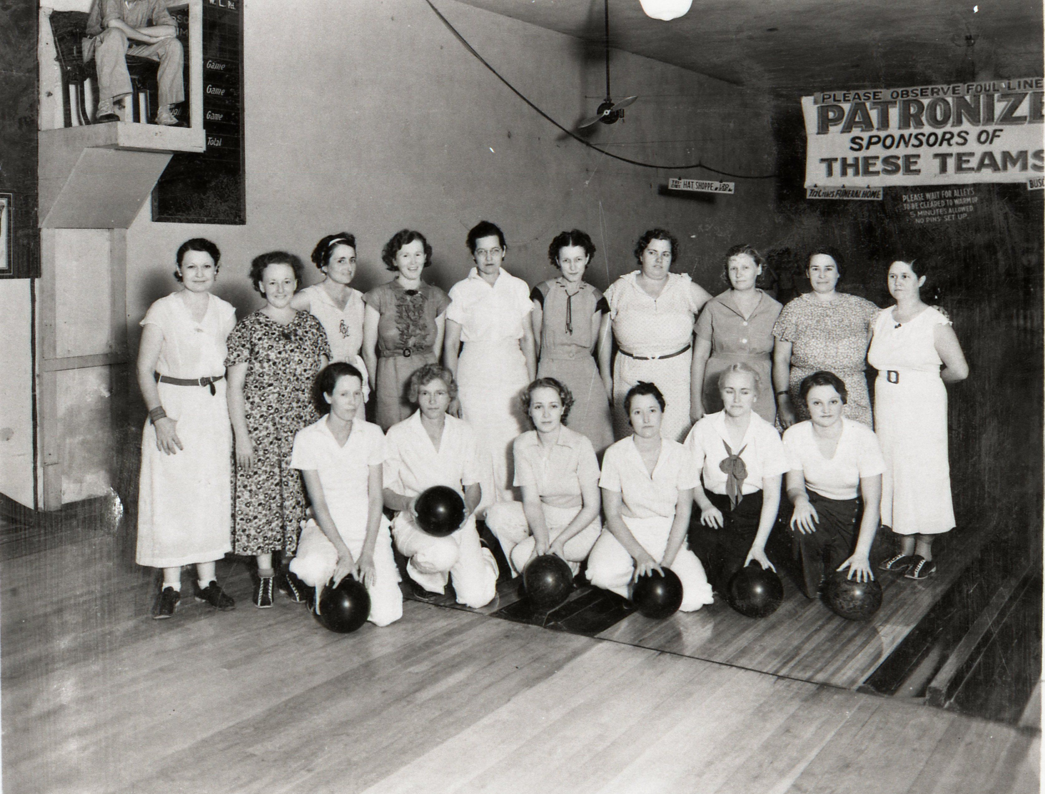 19 best vintage bowling images on pinterest bowling bowling