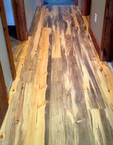 Pine Beetle Blue Wood Furniature Flooring Stain Kill Rustic And Knotty Sourced