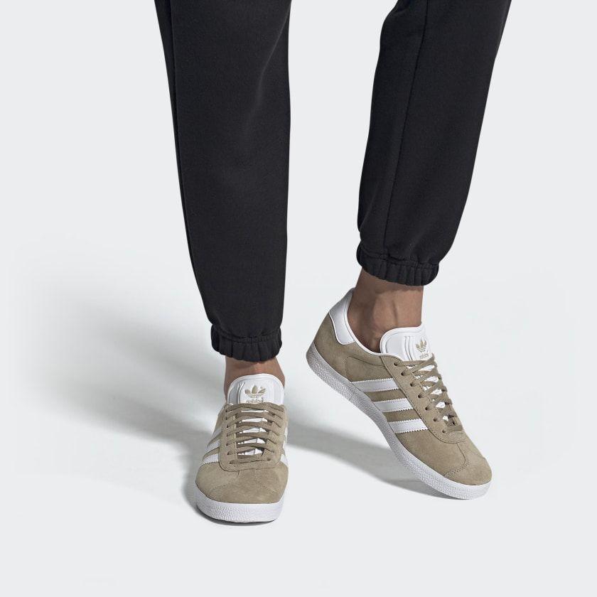 adidas Gazelle Shoes - Brown   adidas