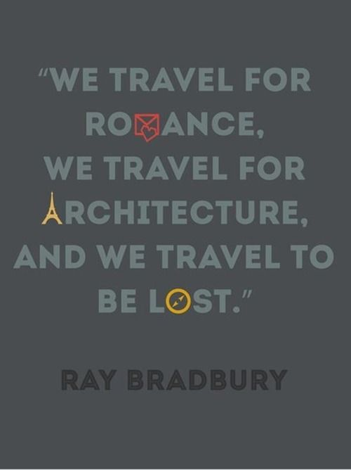 Travel for....