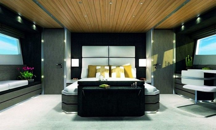 the best yacht interior designers luxury yachts